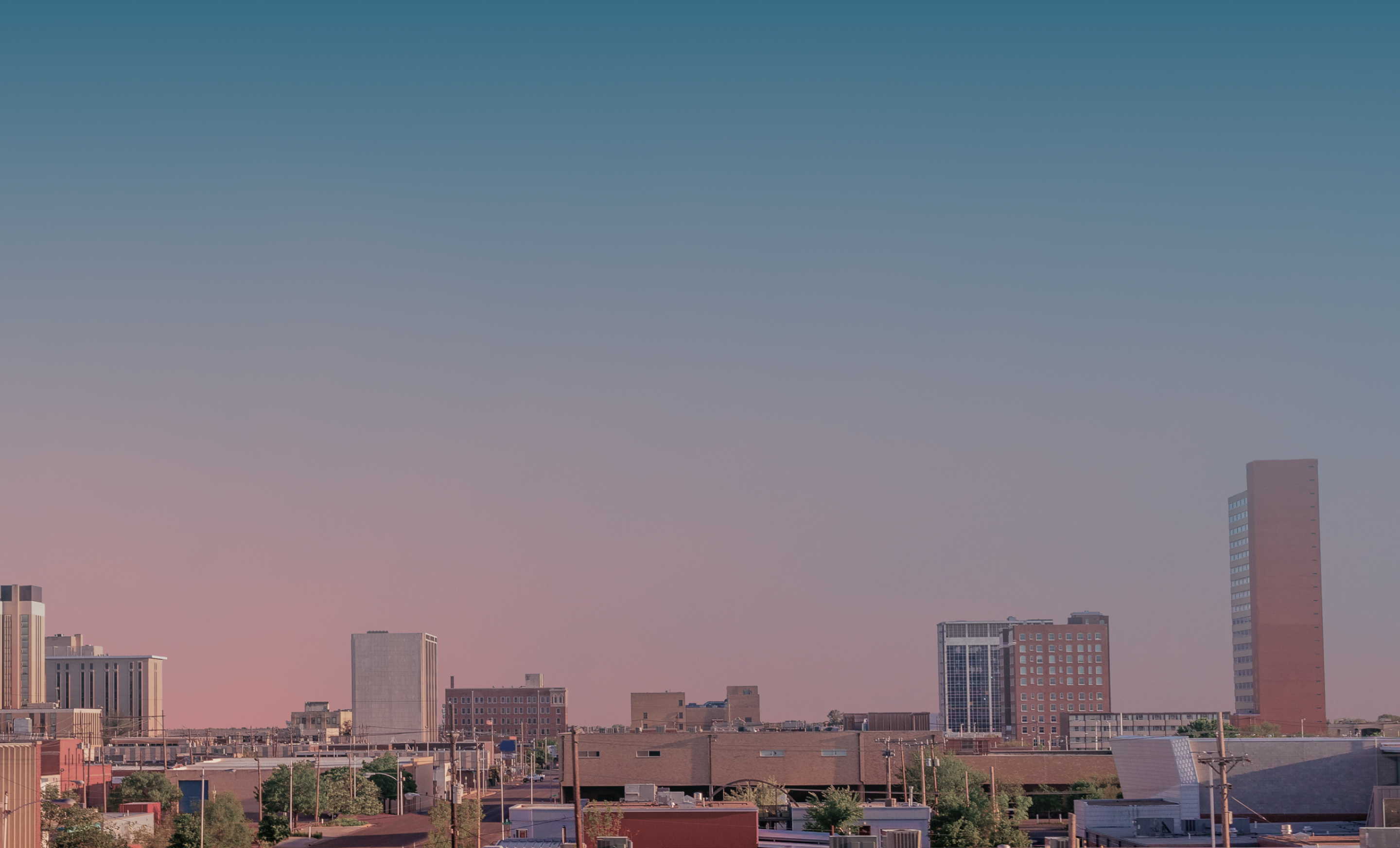 Dowtown Lubbock The place to be