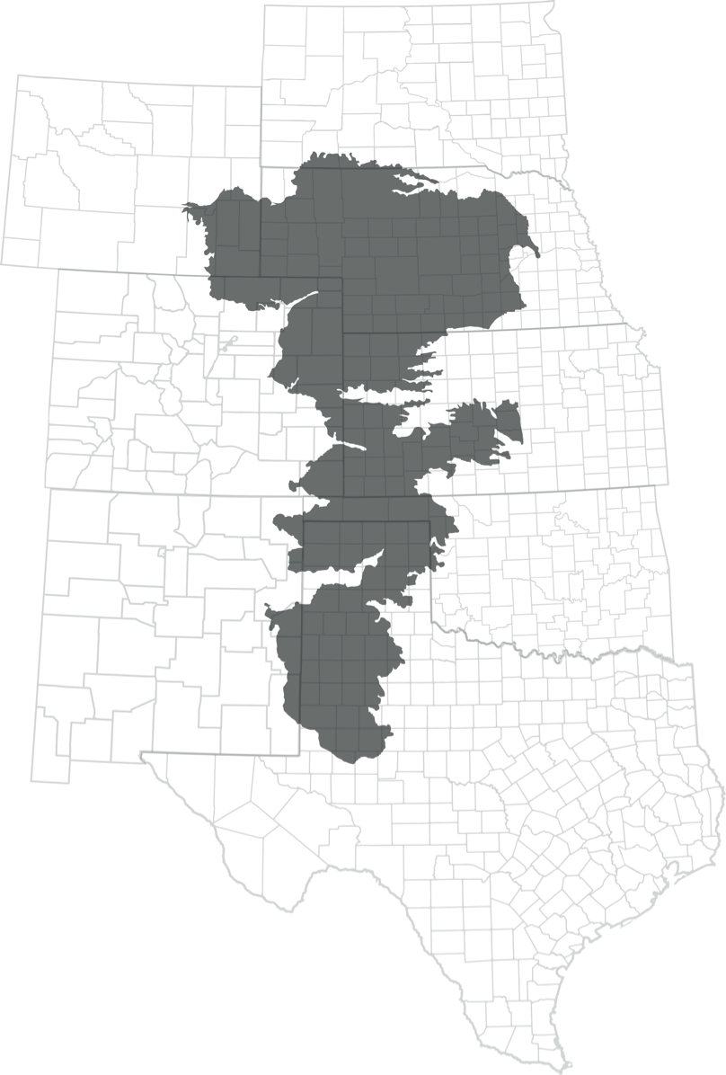 Ogallala Map