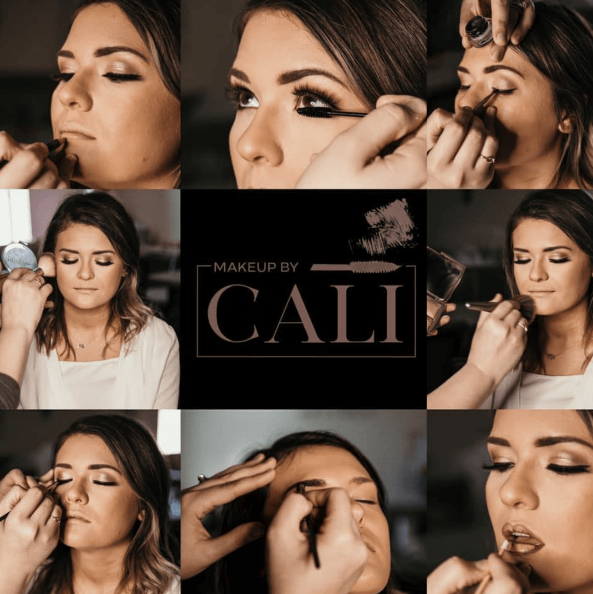Makeup By Cali cover image