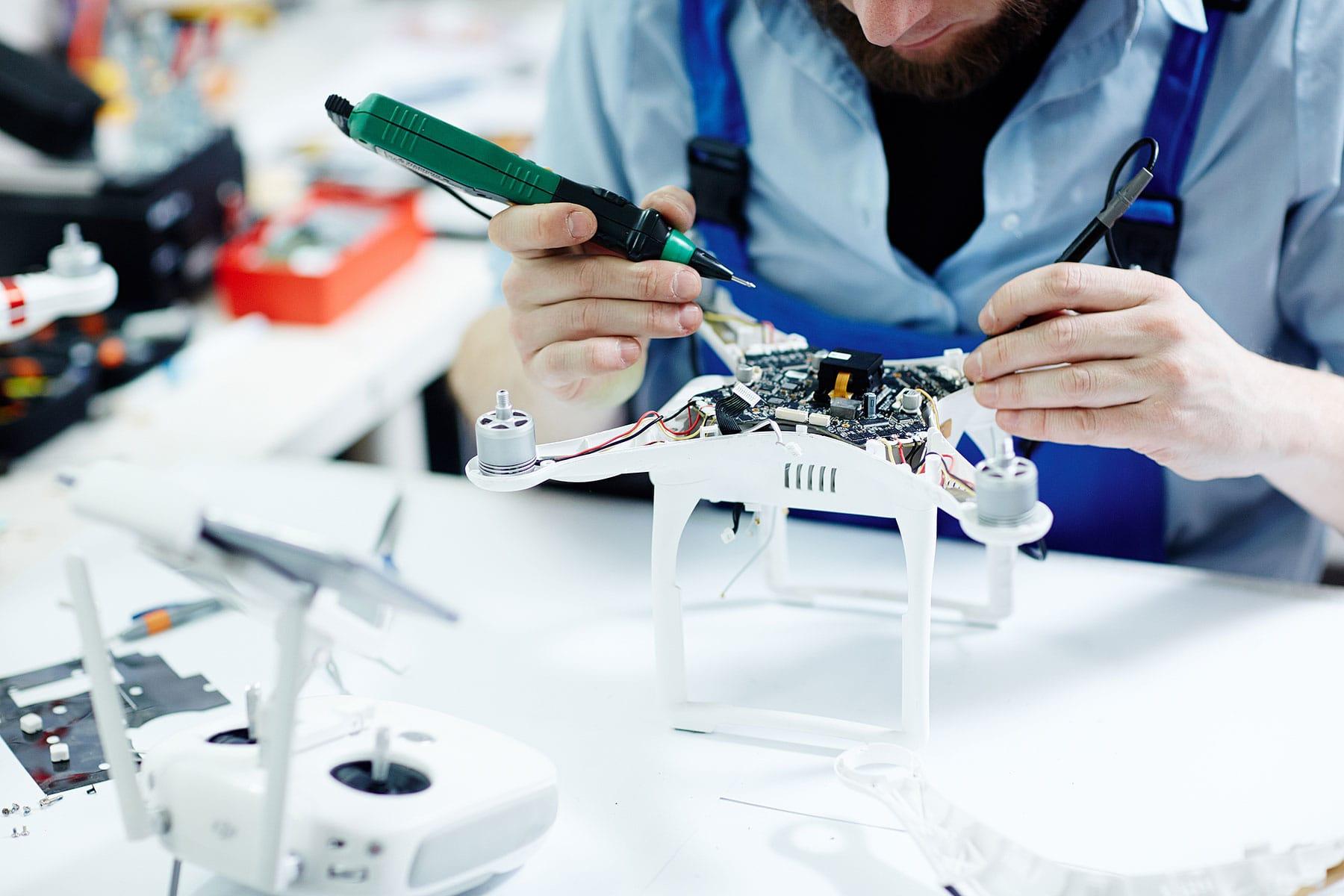 Drone Repair Services
